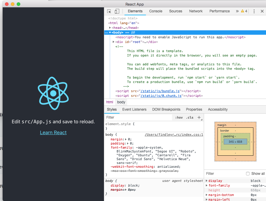 How to build an Electron app using Create React App and Electron